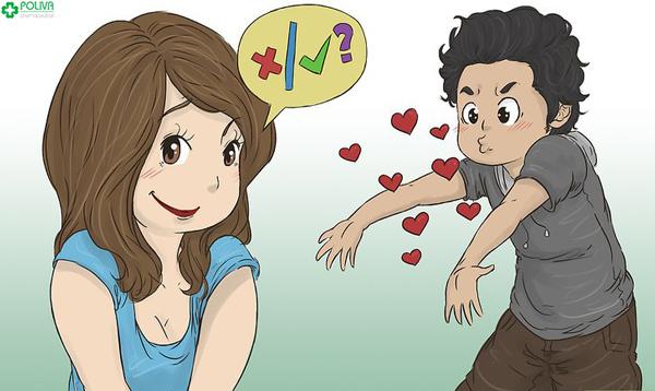 Tâm lý con trai khi thích ai đó