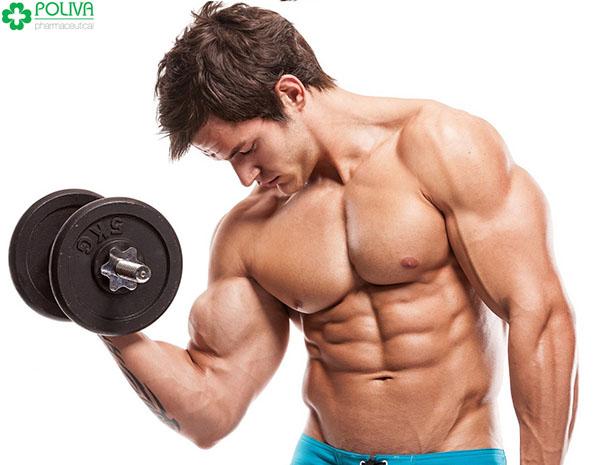 Cách ăn uống khi tập gym đúng sẽ giúp bạn có thân hình đẹp
