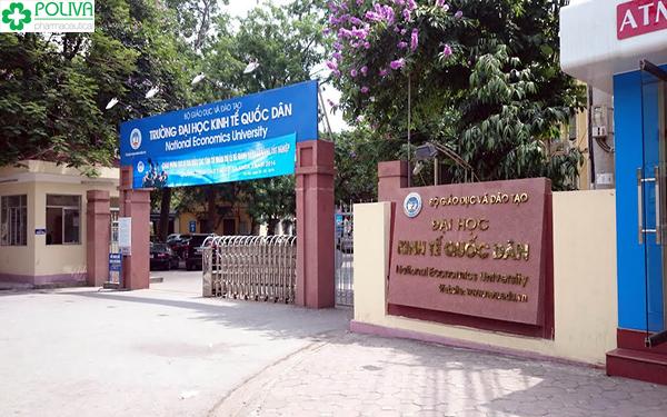các trường đại học về kinh tế