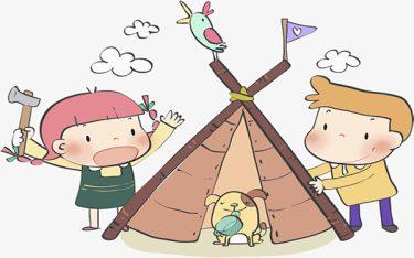 Hướng dẫn cách dựng lều trại đơn giản khi đi dã ngoại cùng người thân