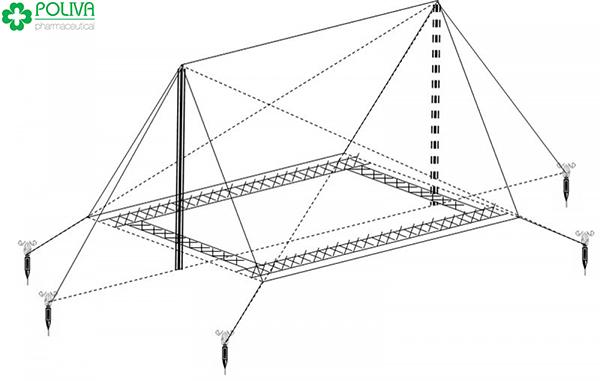 cách dựng lều trại đơn giản