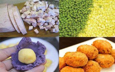 Cách làm khoai môn lệ phố chiên giòn thơm ngon ai ăn cũng mê