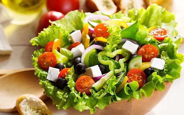Cách làm salad rau củ giảm cân giúp giữ dáng lại tốt cho sức khỏe