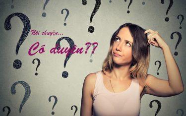Cẩm nang toàn tập: Cách nói chuyện có duyên thu hút người đối diện ngay lần đầu