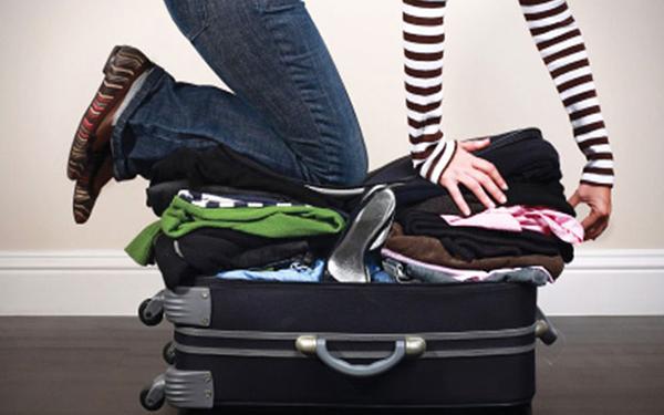 Cách xếp đồ vào vali đi du học đơn giản mà hoàn hảo nhất