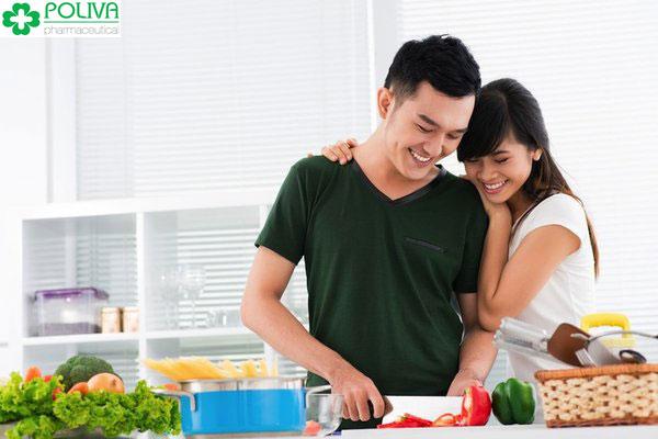 Nên ăn gì để giảm ham muốn ở nam giới?