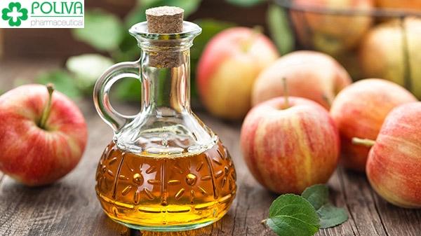 Dấm táo có tác dụng gì?