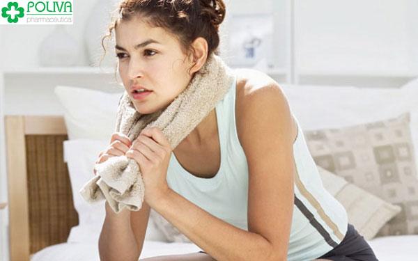 Kinh nguyệt không ra được xuất hiện nhiều ở phụ nữ hoạt động thế thao quá mức