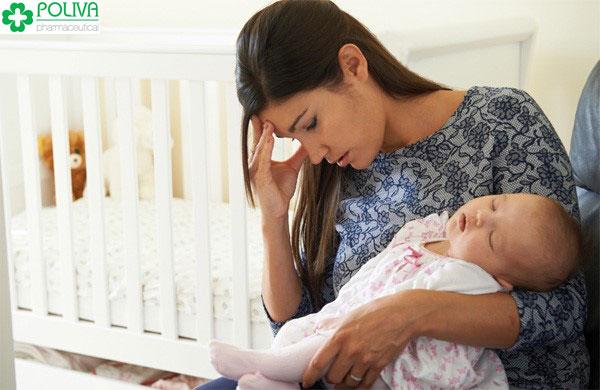 Bị lãnh cảm sau sinh vì hoocmon sinh lý trong cơ thể bị thay đổi