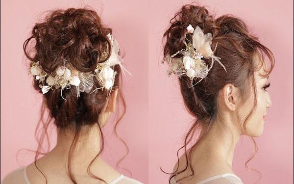 Gợi ý 5 kiểu tóc cô dâu dẫn đầu xu hướng mùa cưới