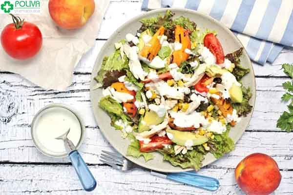 Salad trộn ngon hấp dẫn