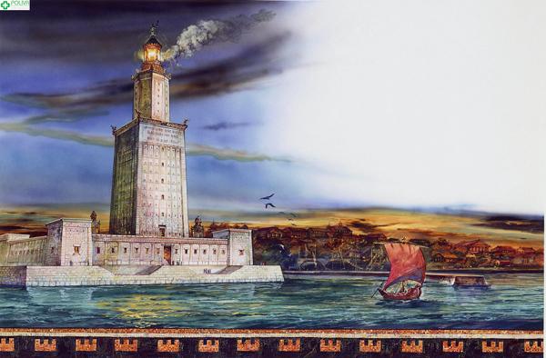 7 kỳ quan thiên nhiên thế giới thời cổ đại