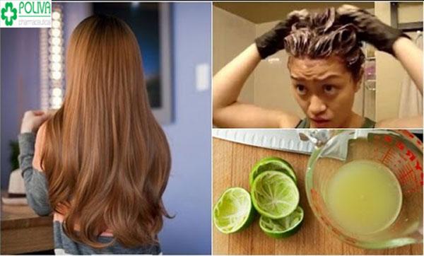 Bột quế kết hợp với các hương liệu tự nhiên giúp bạn gái có mái tóc siêu đẹp