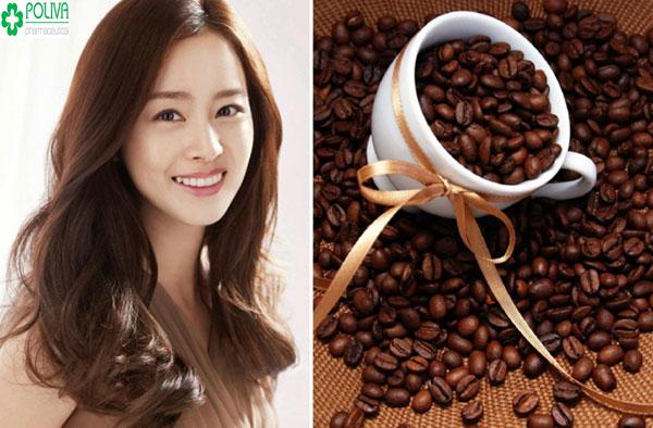 Nhuộm tóc tự nhiên bằng cà phê là một trong cách giúp bạn gái có màu tóc nhuộm ưng ý mà không lo các chất hóa học