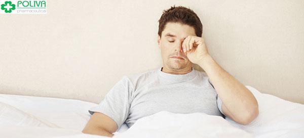 Tự sướng quá nhiều khiến cơ thể dễ mệt mỏi