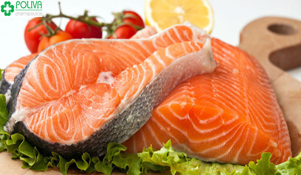 Cá hồi là thực phẩm cực giàu chất dinh dưỡng