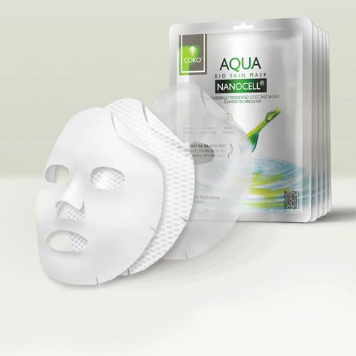 Mặt nạ da sinh học Aqua