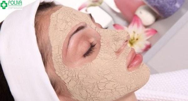 Bột mỳ có công dụng tuyệt vời giúp tẩy sạch lông mặt