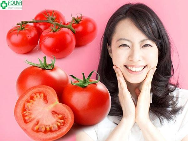 Tẩy bay lông mặt bằng cà chua cực đơn giản
