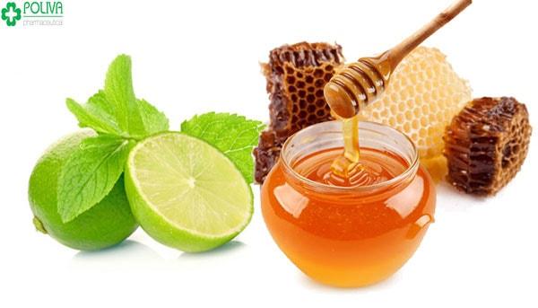 Mẹo hay tẩy bay lông mặt chỉ trong vài bước với nước cốt chanh và mật ong