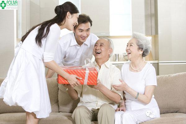 Tặng quà mẹo vặt khi về nhà chồng không thể thiếu