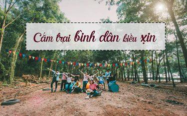 """My Hill Sóc Sơn – Địa điểm """"ẩn náu"""" tuyệt vời gần Hà Nội"""