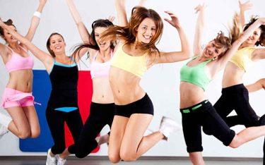 Nhảy Aerobic giảm cân nhanh chóng, giúp bạn sở hữu vòng eo thon gọn
