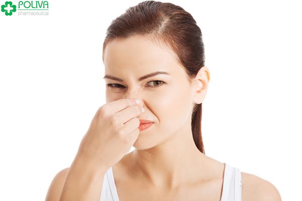Nguyên nhân sản dịch có mùi hôi