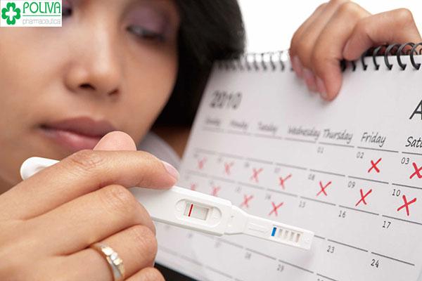 Tính ngày rụng trứng để khả năng thụ thai cao