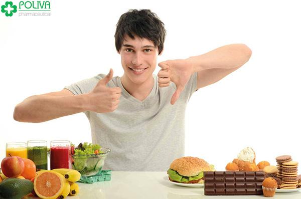 Để tăng cân trong 30 ngày cần bổ sung đầy đủ chất dinh dưỡng