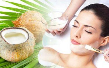Tác dụng của dầu dừa với da mặt khiến không ít chị em bất ngờ