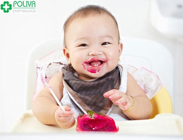 Thực đơn ăn dặm kiểu Nhật kích thích vị giác trẻ