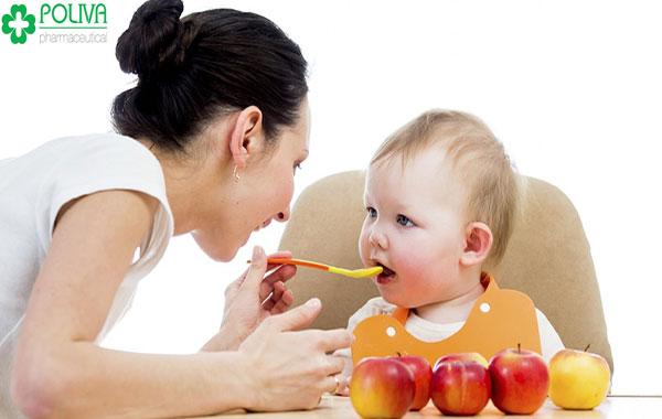 Mỗi bữa ăn bố mẹ không còn phải toát mồ hôi vì bé biếng