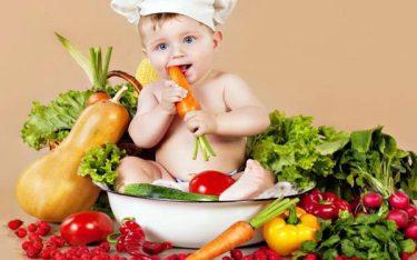 Thực đơn cho bé 2 tuổi ăn ngon, đủ dinh dưỡng