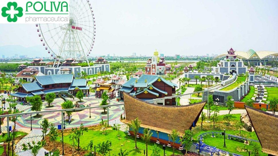 công viên châu á asia park