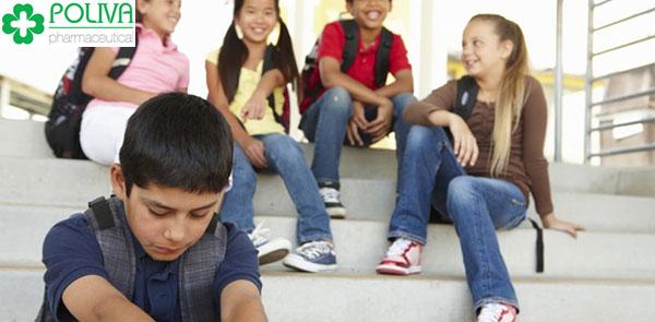 Tình trạng trầm cảm ở học sinh cũng khá phổ biến
