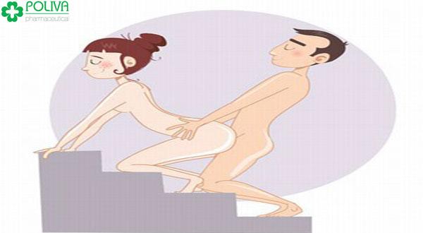 Các cặp đôi có thể làm tình qua hậu môn - Tiêu biểu cho các tư thế quan hệ đồng giới nam