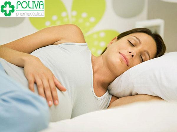 """""""Chuyện ấy"""" giúp bầu bí được thư giãn, thoải mái hơn, giấc ngủ sâu hơn"""