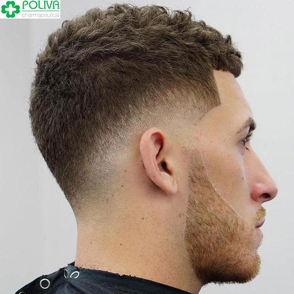 Mẫu tóc flat top