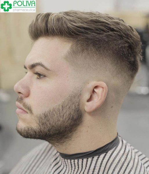 Mẫu tóc nam undercut