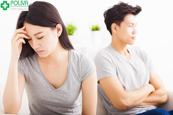 Vợ không ham muốn chuyện ấy phải chăng là dấu hiệu của ngoại tình?