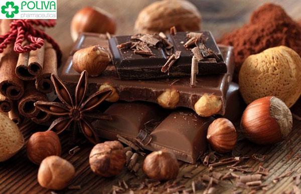 Các nhóm thực phẩm chống oxy hóa rất tốt cho người đau bụng kinh