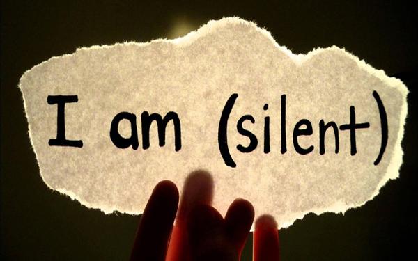 Ý nghĩa của sự im lặng – Tại sao nói im lặng là vàng?