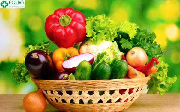Chế độ ăn uống phù hợp giúp bạn giảm đau bụng kinh hiệu quả