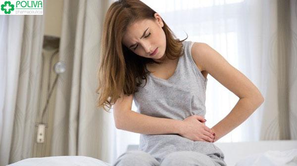 Đau bụng kinh dữ dội có thể bắt nguồn từ co bóp tử cung