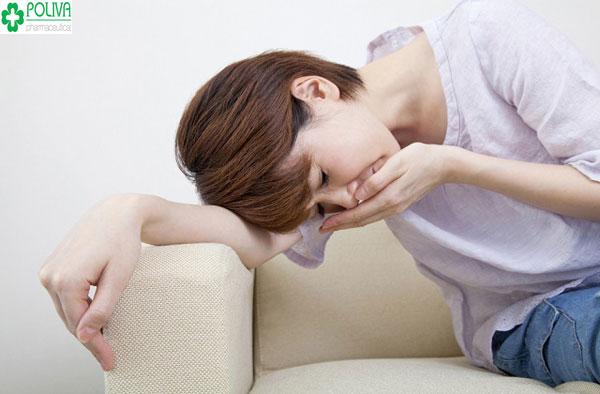Buồn nôn, mệt mỏi rõ rệt... là những triệu chứng dấu hiệu chị em mang thai đôi