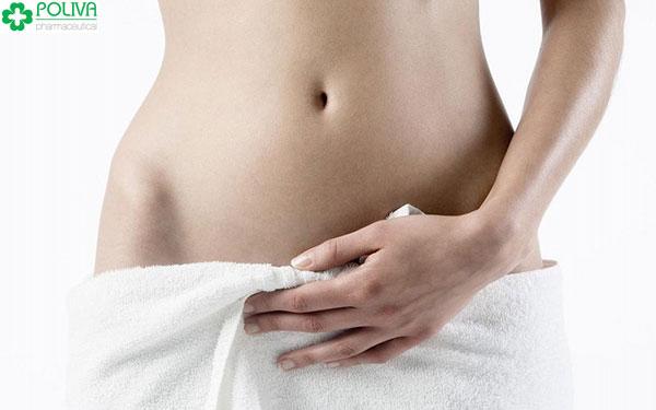 Bộ phận sinh dục có thể bị viêm nhiễm khi phụ nữ mang thai mắc khô hạn