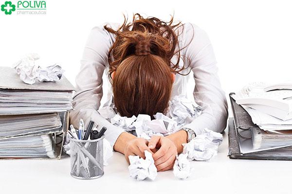 Dù lãnh cảm là gì thì nguyên nhân bắt nguồn căn bệnh này cũng đều do căng thẳng, mệt mỏi