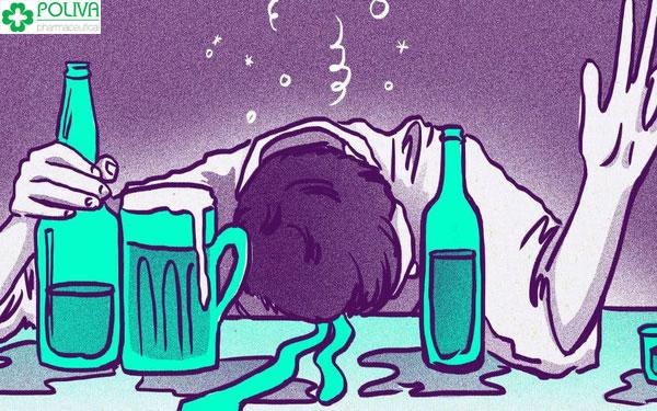 Chồng thường xuyên rượu chè, cờ bạc có thể khiến phụ nữ chán nản