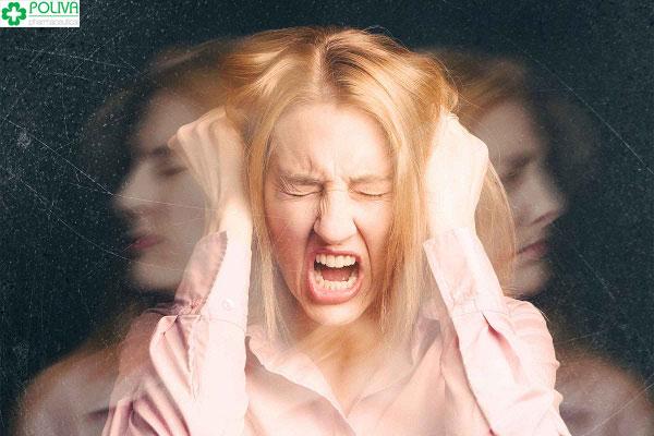 Phụ nữ dễ nổi nóng, cáu giận dấu hiệu rõ ràng của tình trạng nội tiết tố nữ kém